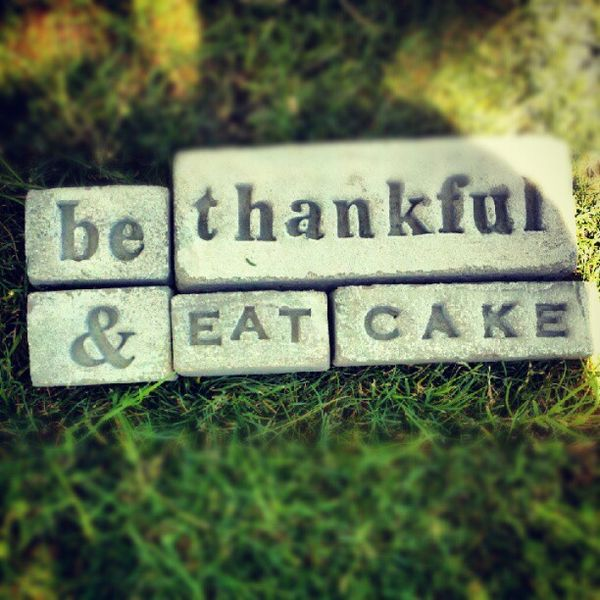 Be thankful by tou_vlo